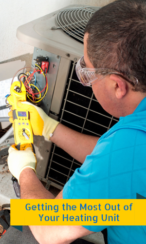 getting the most out of your heating unit