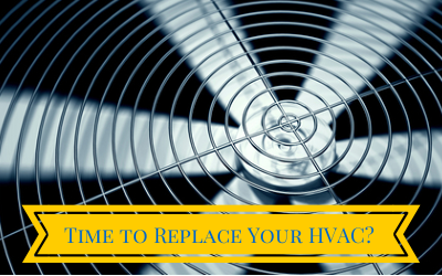 is it time to replace your HVAC