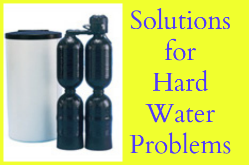 solutions for hard water problems