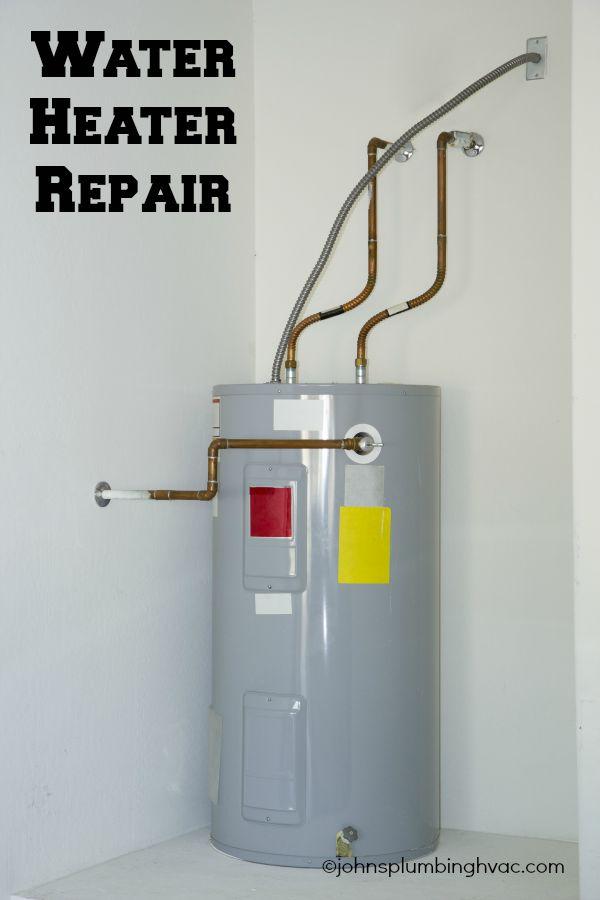 Gas Hot Water Heater Repair 117