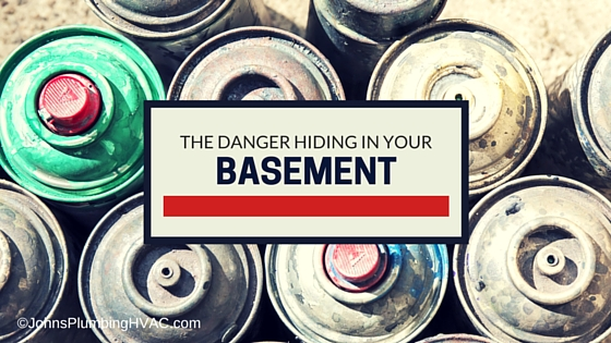 Basements and attics are used for storing things but do you know there could be danger lurking there?