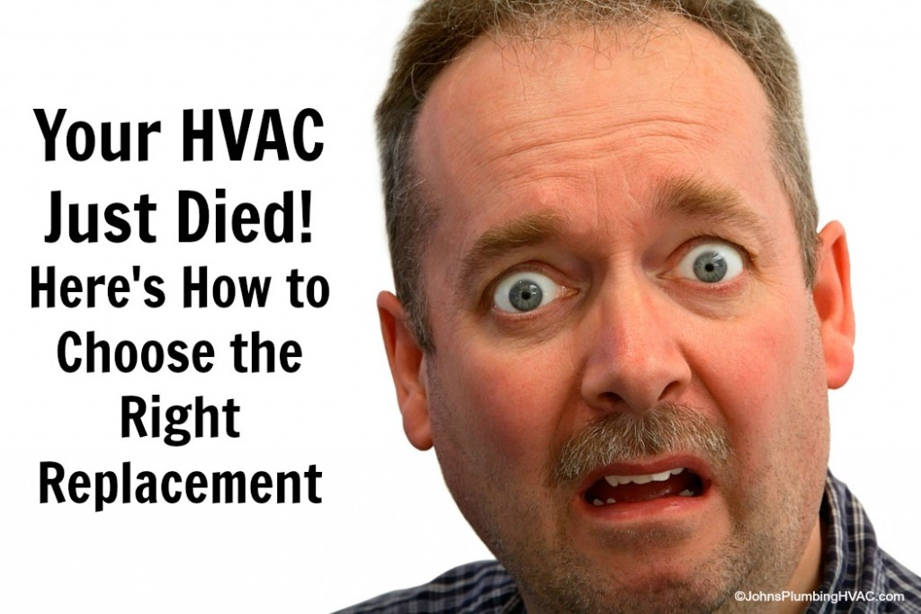 What you need to know when you need to replace your HVAC.